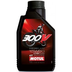 Масло Motul 300V 4T FACTORY LINE OFF ROAD 15W-60 1L