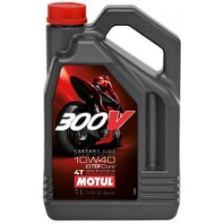 Масло Motul 300V 4T FACTORY LINE ROAD RACING 10W-40 4L