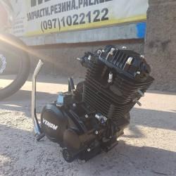 F5 viper -  двигатель всборе 200куб 169FMI без навесного