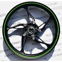 V250CR-5 - диск передний (колесо) (аналог для geon cr6)