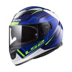 LS2 FF320 STREAM EVO AXIS, BLUE WHITE