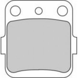 FERODO Тормозные колодки FE FDB381SG