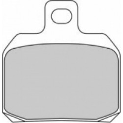 FERODO Тормозные колодки FE FDB 2074AG