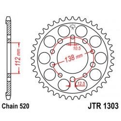 JT JTR1303.43 Звезда задняя