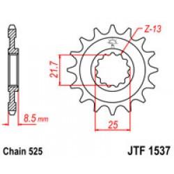 JT JTF 1537.15 Звезда передняя