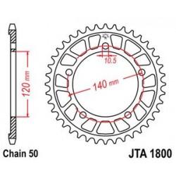 JT JTA 1800.42 Звезда задняя легкосплавная