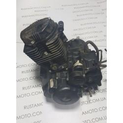 Б/у Loncin LX200-10 VM200-10 - двигатель в сборе без навесного