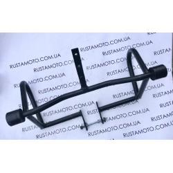 Б/у Lifan LF200-10S (LF150-10B/200) Защитные дуги с крашпедами