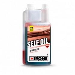 Масло 2Т Ipone Self Oil полуниця 1L