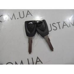ZS200GS/ZS250GS Заготовка ключей (и на другие модели)