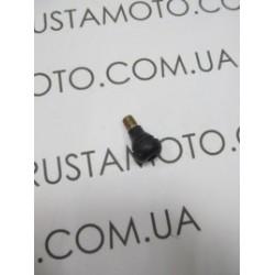 Вентиль  бескамерной покрышки (RM8*1)-резиновый
